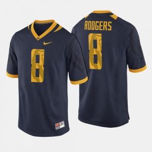 Football Navy Cal Aaron Rodgers College Jersey Men's #8