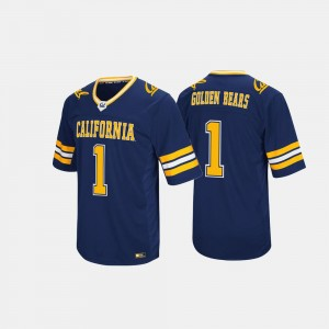 Navy Bears For Men's #1 College Jersey Hail Mary II