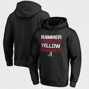 Bowl Game College Hoodie Black Mens Hometown Collection Rammer Jammer Fanatics Bama