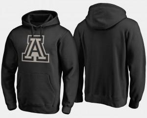 Big & Tall Arizona Wildcats For Men's College Hoodie Camo Cloak Black