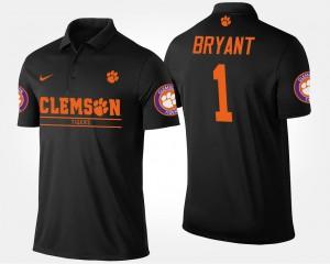 Atlantic Coast Conference Sugar Bowl Men's Black #1 Clemson University Martavis Bryant College Polo Bowl Game