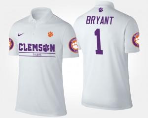 CFP Champs #1 Martavis Bryant College Polo For Men's White
