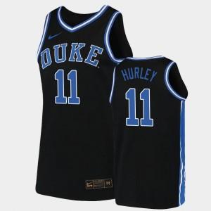 Bobby Hurley College Jersey #11 2019-20 Basketball Replica Mens Black Blue Devils