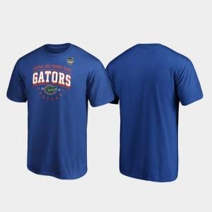 Tackle Royal 2019 Orange Bowl Bound Florida Men's College T-Shirt