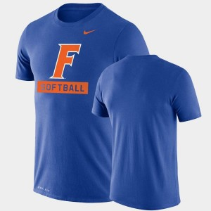 Royal For Men Florida Drop Legend College T-Shirt Performance Softball