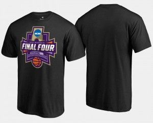 Black Basketball Tournament March Madness For Men College T-Shirt Final Four Paint