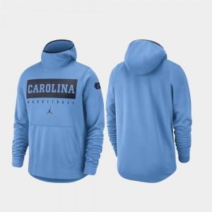 Spotlight College Hoodie Carolina Blue Basketball Men's Tar Heels
