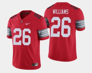 Ohio State Buckeye Antonio Williams College Jersey For Men #26 2018 Spring Game Limited Scarlet