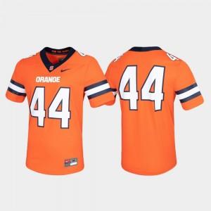Cuse Orange Game College Jersey Orange #44 Men Untouchable