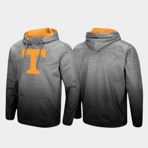 For Men's Sitwell Sublimated Pullover UT VOLS Heathered Gray College Hoodie