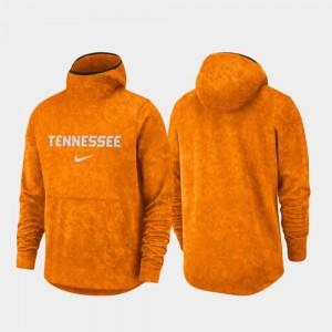 College Hoodie Men Spotlight Basketball Team Logo Pullover UT VOLS Tennessee Orange