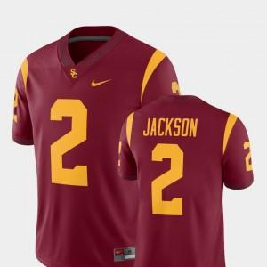 Alumni Player #2 Cardinal Football Adoree' Jackson College Jersey USC Men's