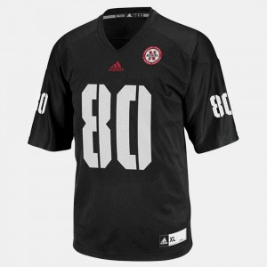Youth Cornhuskers Kenny Bell College Jersey Football #80 Black