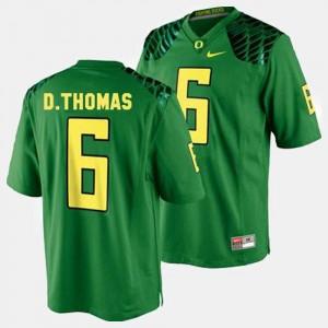 De'Anthony Thomas College Jersey #6 Football Men UO Green