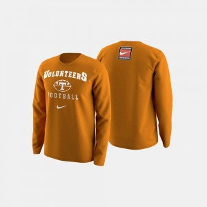 Orange Football Retro Pack Tennessee Vols College Sweater For Men