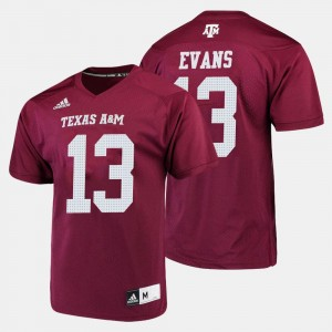 Mike Evans College Jersey Football Men's A&M Maroon #13