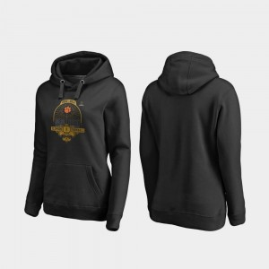 College Hoodie 2020 National Championship Bound Black Womens CFP Champs Football Playoff French Quarter