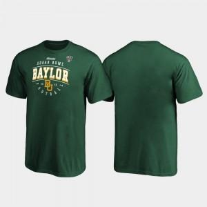 Green 2020 Sugar Bowl Bound Tackle For Kids Baylor University College T-Shirt