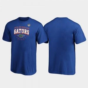 Tackle Youth(Kids) Royal College T-Shirt 2019 Orange Bowl Bound Gator